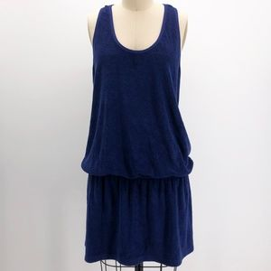 SPLENDID Anthropologie Solids Tank Dress Coverup